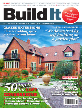 Build It - plan, design & build your dream home May 2018