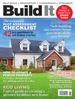 Build It - plan, design & build your dream home June 2018