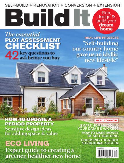 Build It - plan, design & build your dream home April 25, 2018 00:00