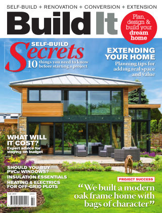 Build It - plan, design & build your dream home July 2018