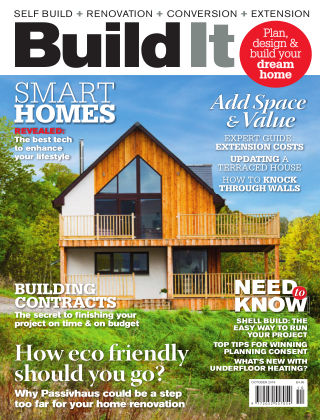 Build It - plan, design & build your dream home Oct 2018