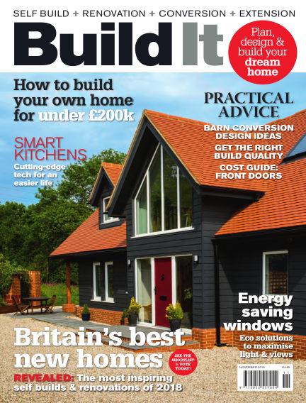 Build It - plan, design & build your dream home