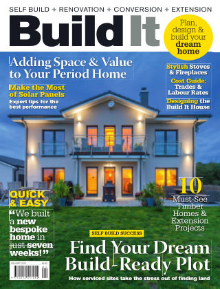Build It - plan, design & build your dream home January 2019