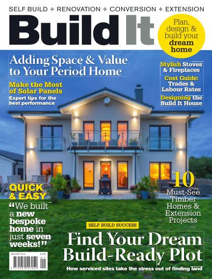 Build It - plan, design & build your dream home November 28, 2018 00:00