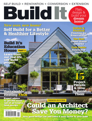Build It - plan, design & build your dream home February 2019