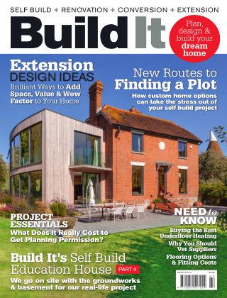 Build It - plan, design & build your dream home March 2019