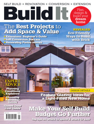 Build It - plan, design & build your dream home May 2019