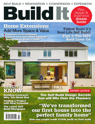Build It - plan, design & build your dream home July 2019
