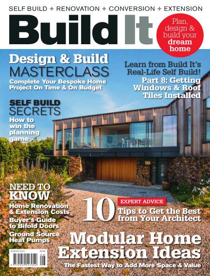 Build It - plan, design & build your dream home June 26, 2019 00:00