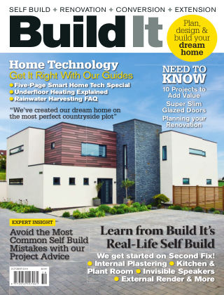 Build It - plan, design & build your dream home October 2019