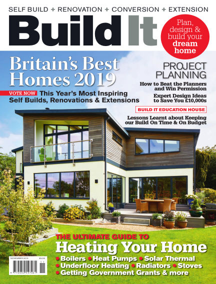 Build It - plan, design & build your dream home September 25, 2019 00:00