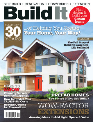 Build It - plan, design & build your dream home February 2020