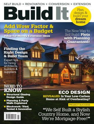 Build It - plan, design & build your dream home March 2020