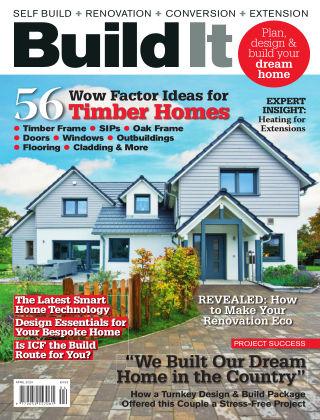 Build It - plan, design & build your dream home April 2020