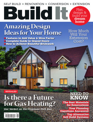Build It - plan, design & build your dream home May 2020