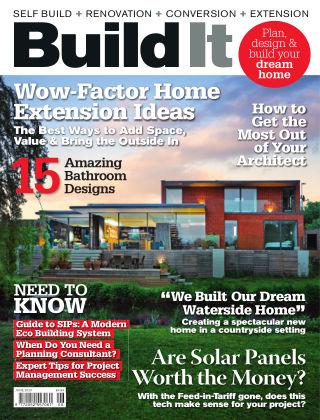 Build It - plan, design & build your dream home June 2020