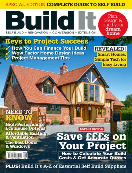 Build It - plan, design & build your dream home June 24, 2020 00:00