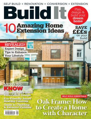 Build It - plan, design & build your dream home September_2020
