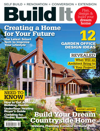 Build It - plan, design & build your dream home October_2020