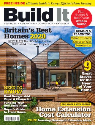 Build It - plan, design & build your dream home November 2020