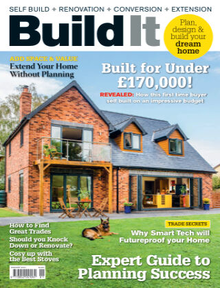 Build It - plan, design & build your dream home January 2021