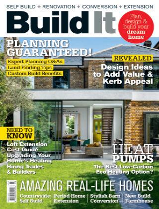 Build It - plan, design & build your dream home March 2021