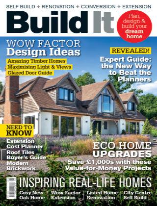 Build It - plan, design & build your dream home April 2021