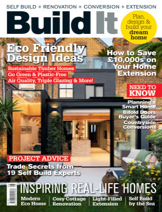 Build It - plan, design & build your dream home May 2021