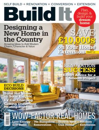 Build It - plan, design & build your dream home June-21