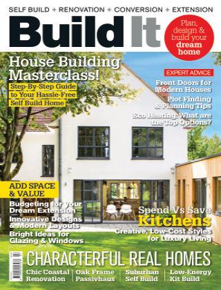 Build It - plan, design & build your dream home July-21