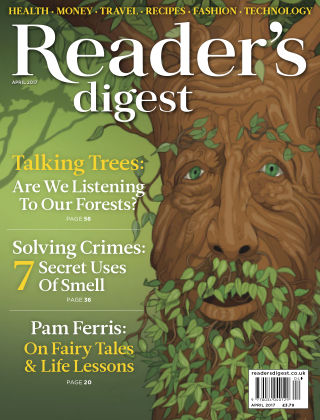 Reader's Digest UK April 2017