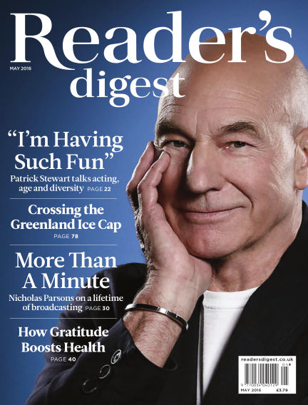 Reader's Digest UK May 01, 2016 00:00