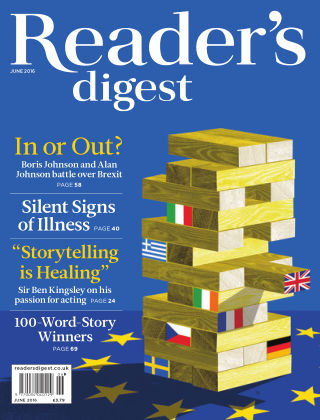 Reader's Digest UK June 2016
