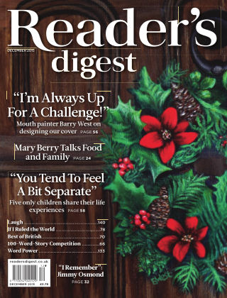 Reader's Digest UK December 2015