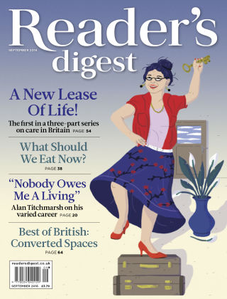 Reader's Digest UK September 2016