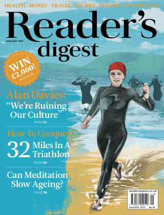 Reader's Digest UK January 2017
