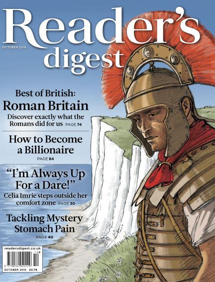 Reader's Digest UK October 01, 2016 00:00