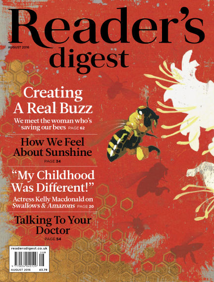 Reader's Digest UK August 01, 2016 00:00