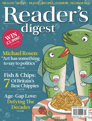 Reader's Digest UK February 2017