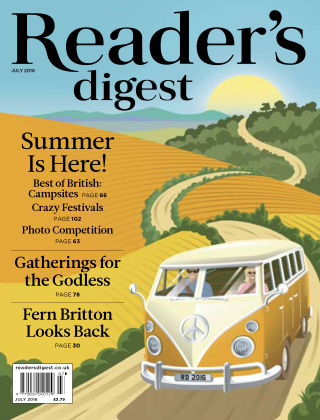 Reader's Digest UK July 2016