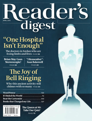 Reader's Digest UK April 2016