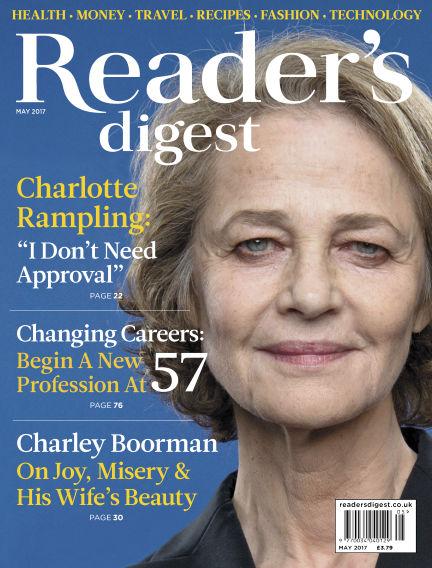 Reader's Digest UK April 25, 2017 00:00