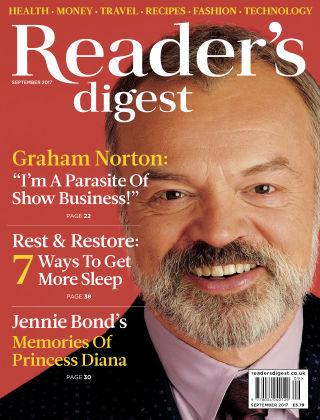 Reader's Digest UK September 2017