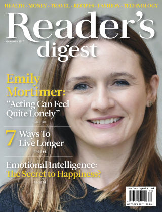 Reader's Digest UK October 2017