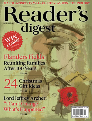 Reader's Digest UK November 2017