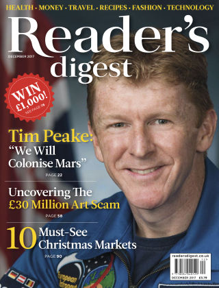 Reader's Digest UK December 2017