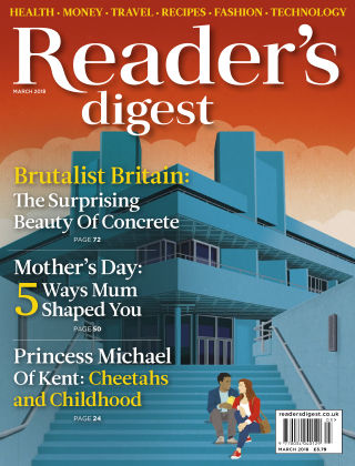 Reader's Digest UK March 2018