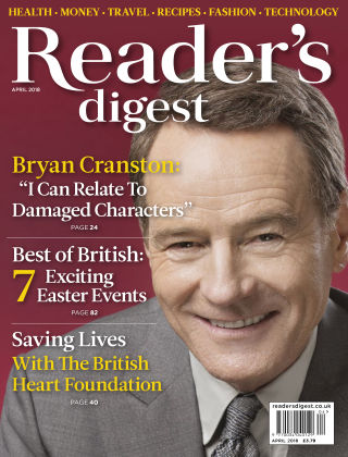 Reader's Digest UK April 2018