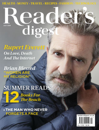 Reader's Digest UK July 2018