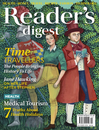 Reader's Digest UK October 2018